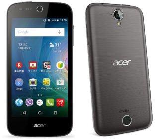 評判と性能!Acer Liquid Z330レビュー!