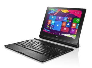 評判と性能!Lenovo YOGA Tablet 2 キーボード付レビュー!